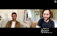 Chace Crawford and Penn Badgley Talk Gossip Girl