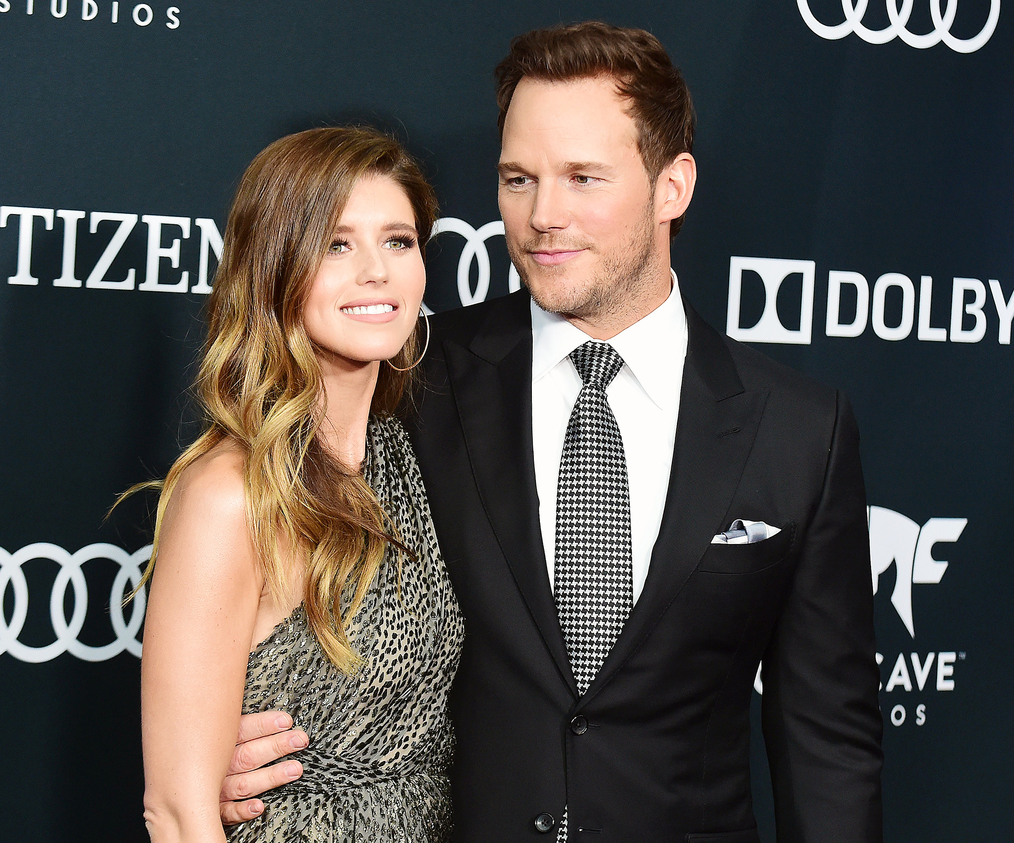 Chris Pratt Thought Katherine Schwarzenegger Laugh Was Why She Was Single When They Started Dating