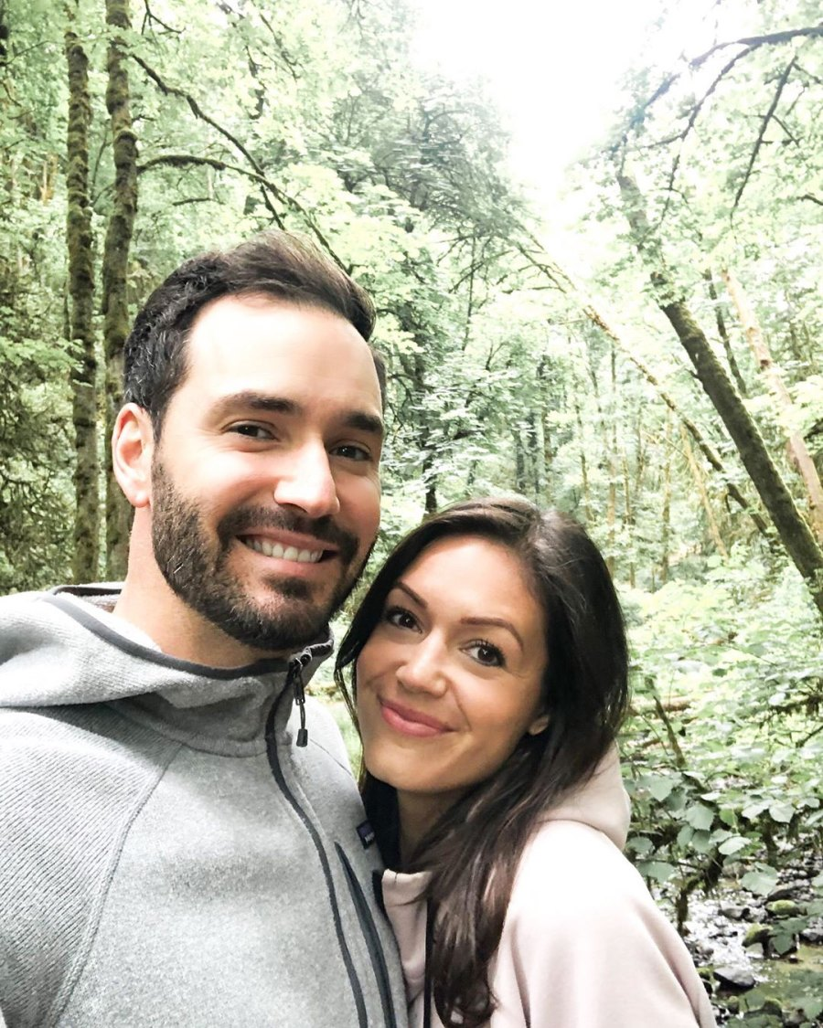 Chris Siegfried and Desiree Hartsock Bachelor Nation Couples Who Are Still Going Strong