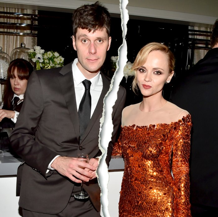 Christina Ricci and Husband James Heerdegen Split After 7 Years of Marriage