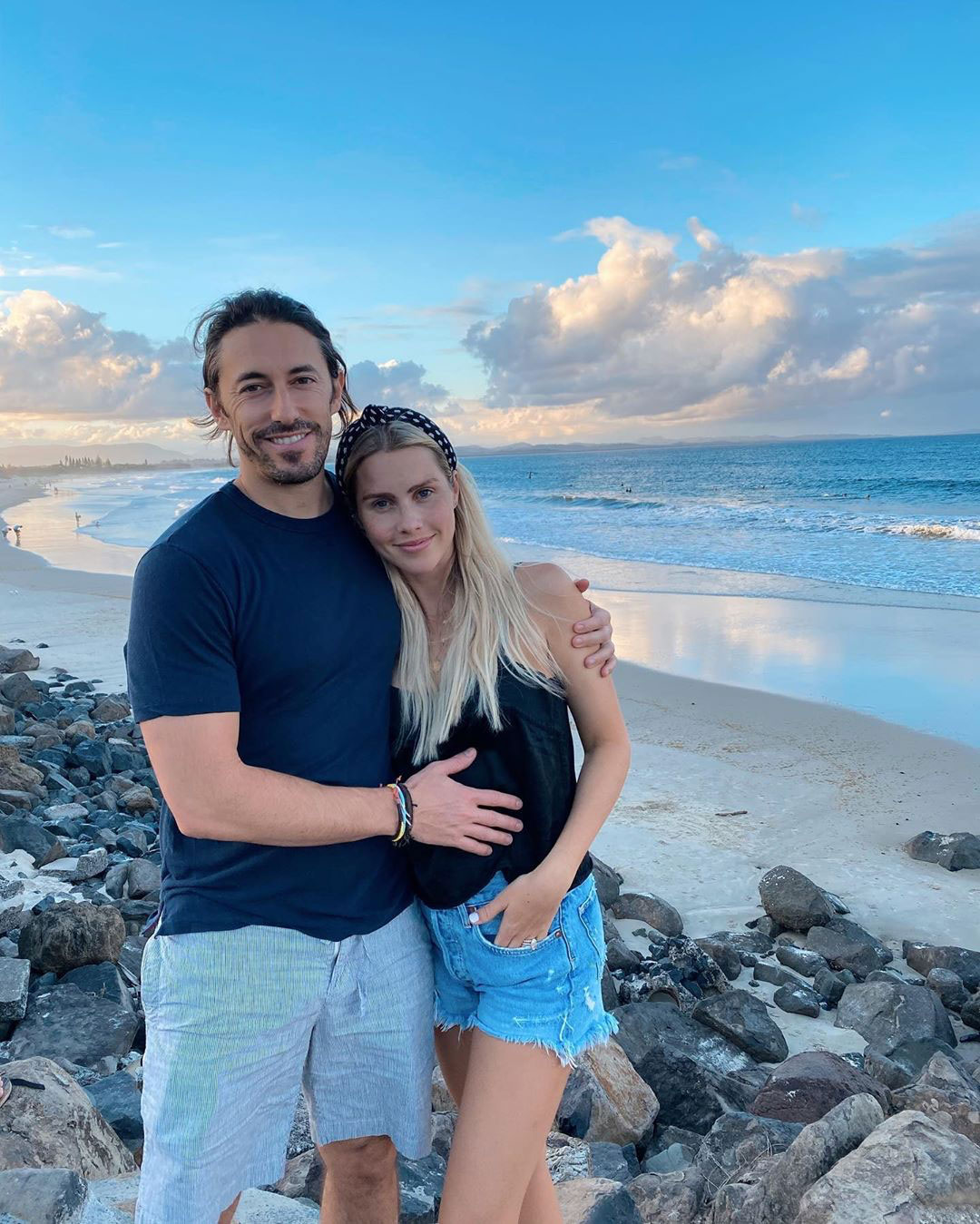 Claire Holt Gives Birth, Welcomes 2nd Baby With Husband Andrew Joblon