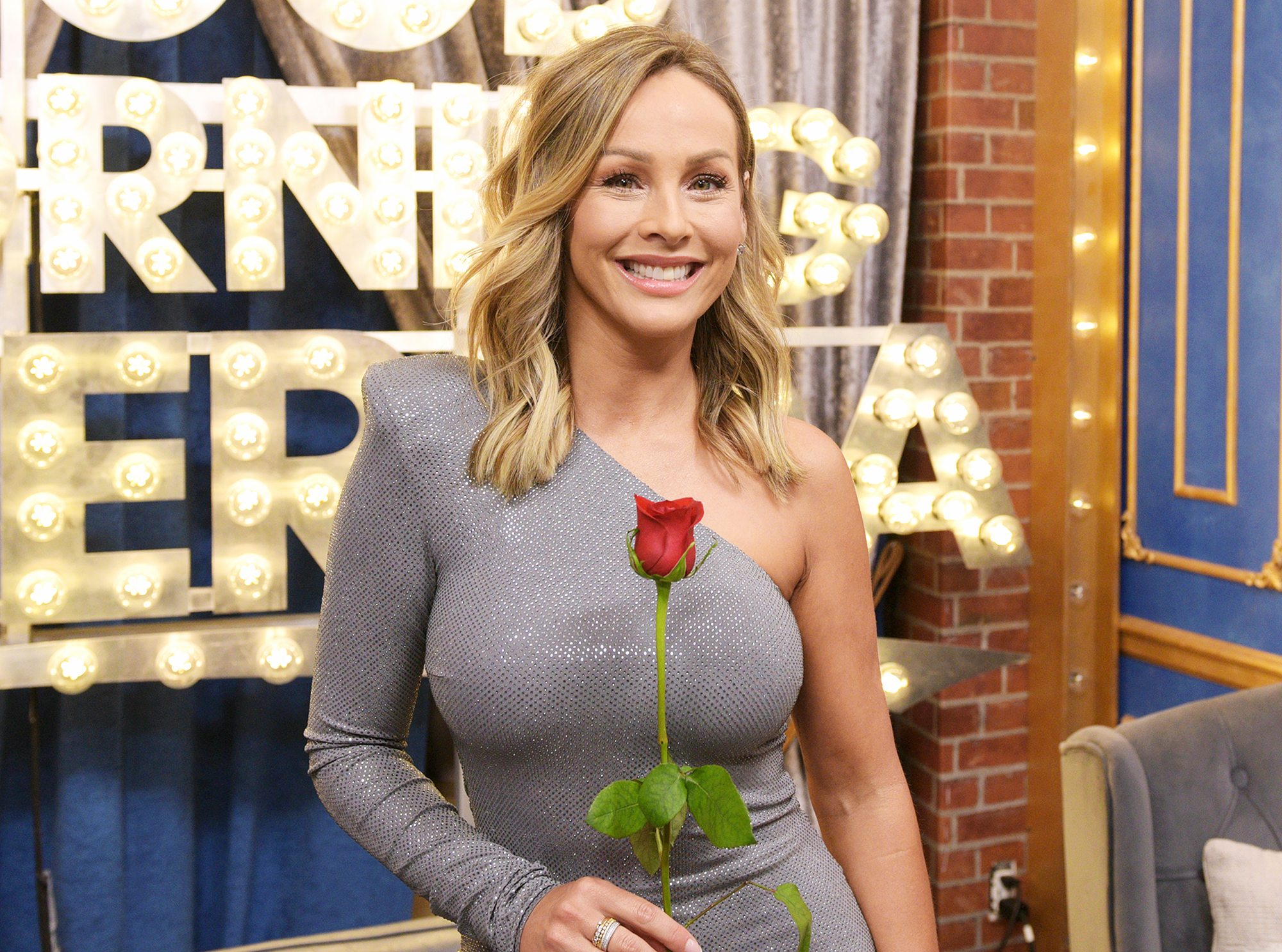 Clare Crawley on Good Morning America Clare Crawley Has Googled Her Bachelor Contestants and Gives Filming Update