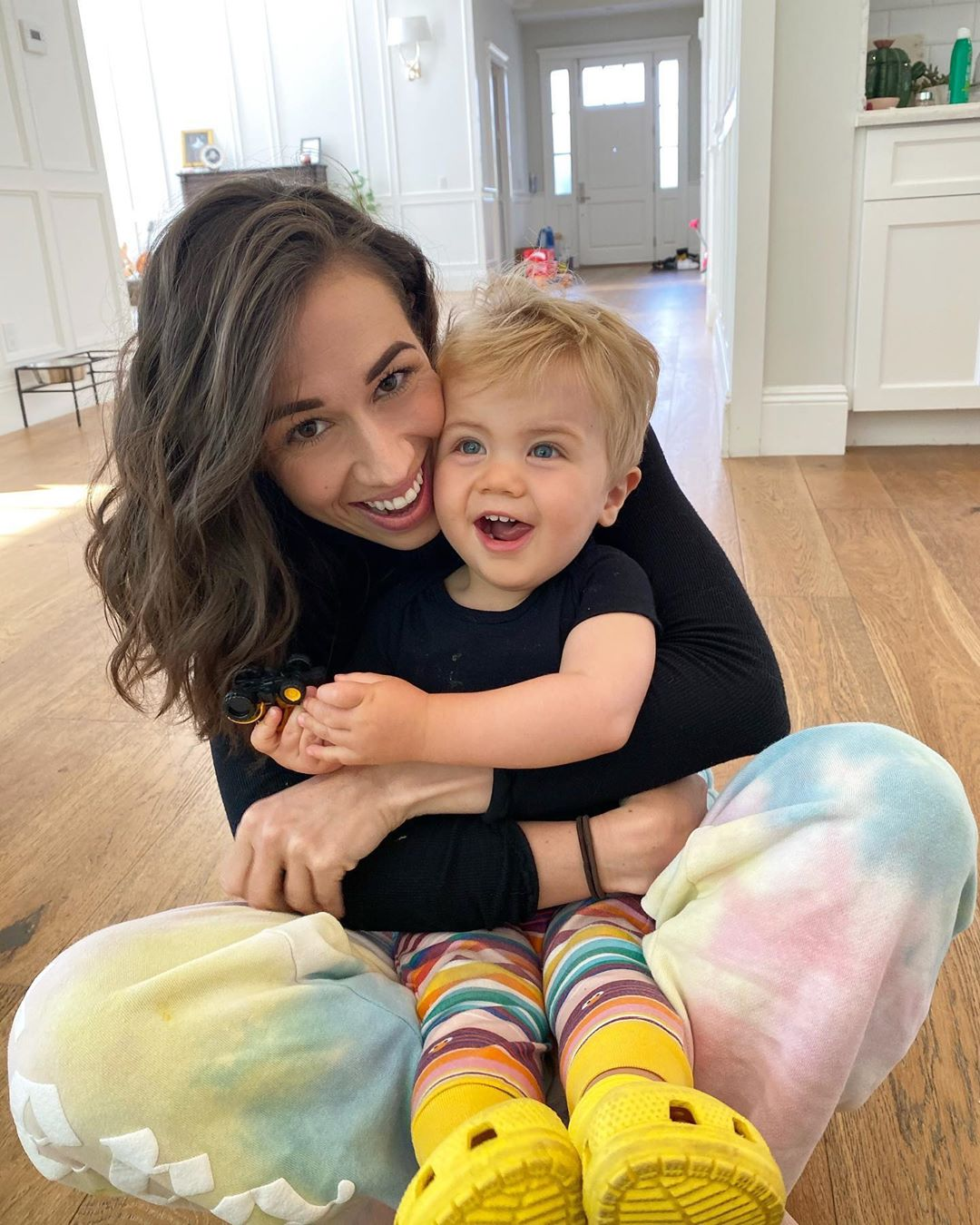 Colleen Ballinger and Other TikTok Users Are Splashing Water on Their Babies as Part of a New Trend