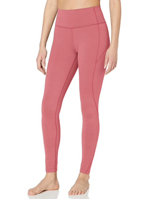 Core 10 Women's (XS-3X) 'Nearly Naked' Lightweight Non-Sheer Yoga Pant