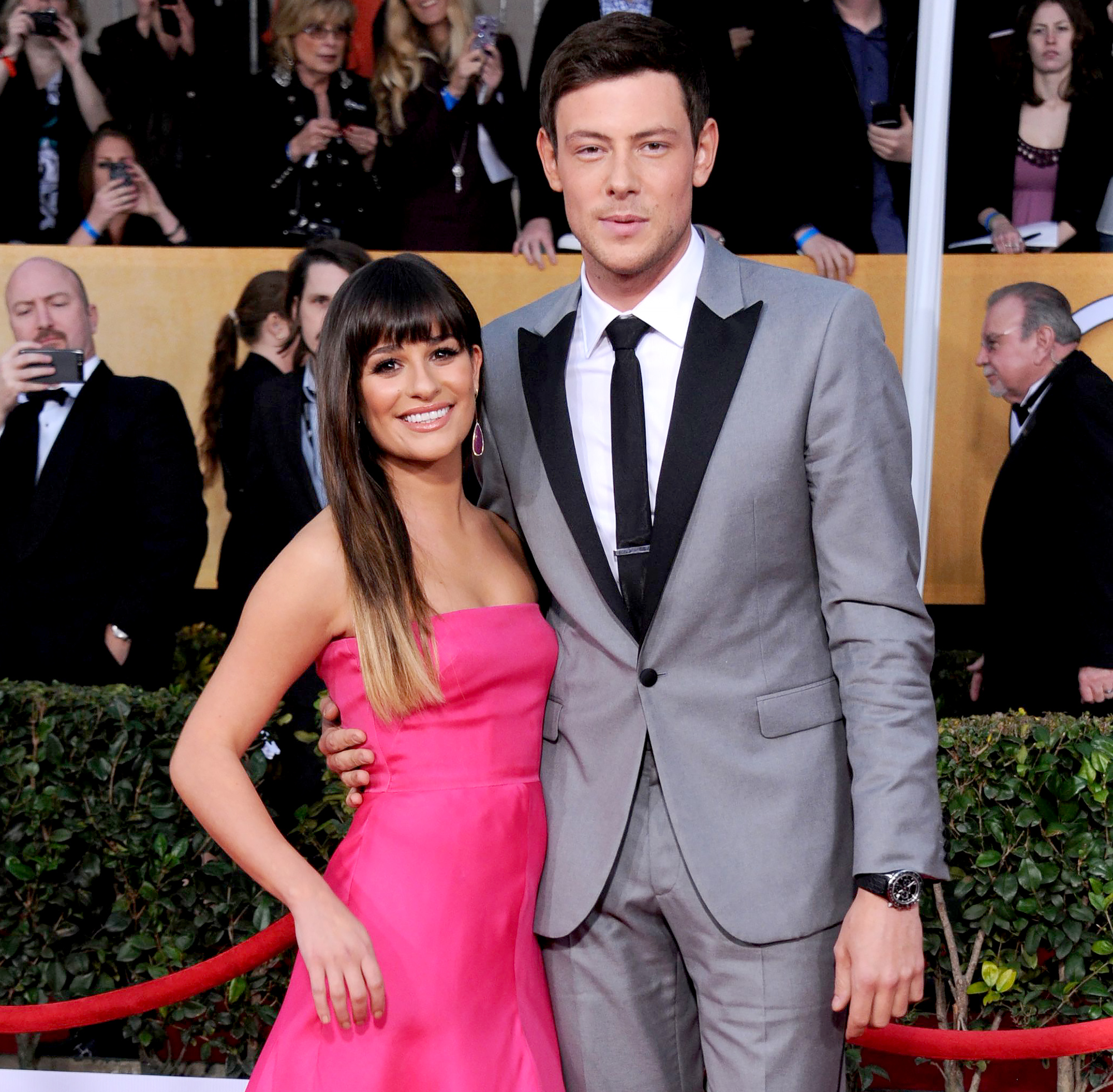 Cory Monteith Comforted Actress After Lea Michele Allegedly Called Her Ugly