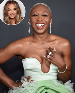 Cynthia Erivo Finds This TikTok Video About Khloe Kardashian 'Hilarious'