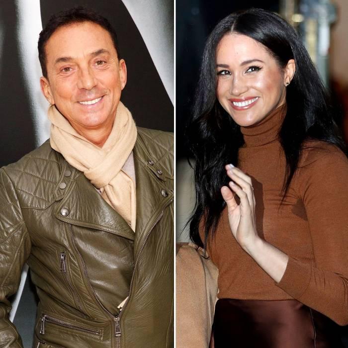 DWTS Bruno Tonioli Wants Meghan Markle on Show