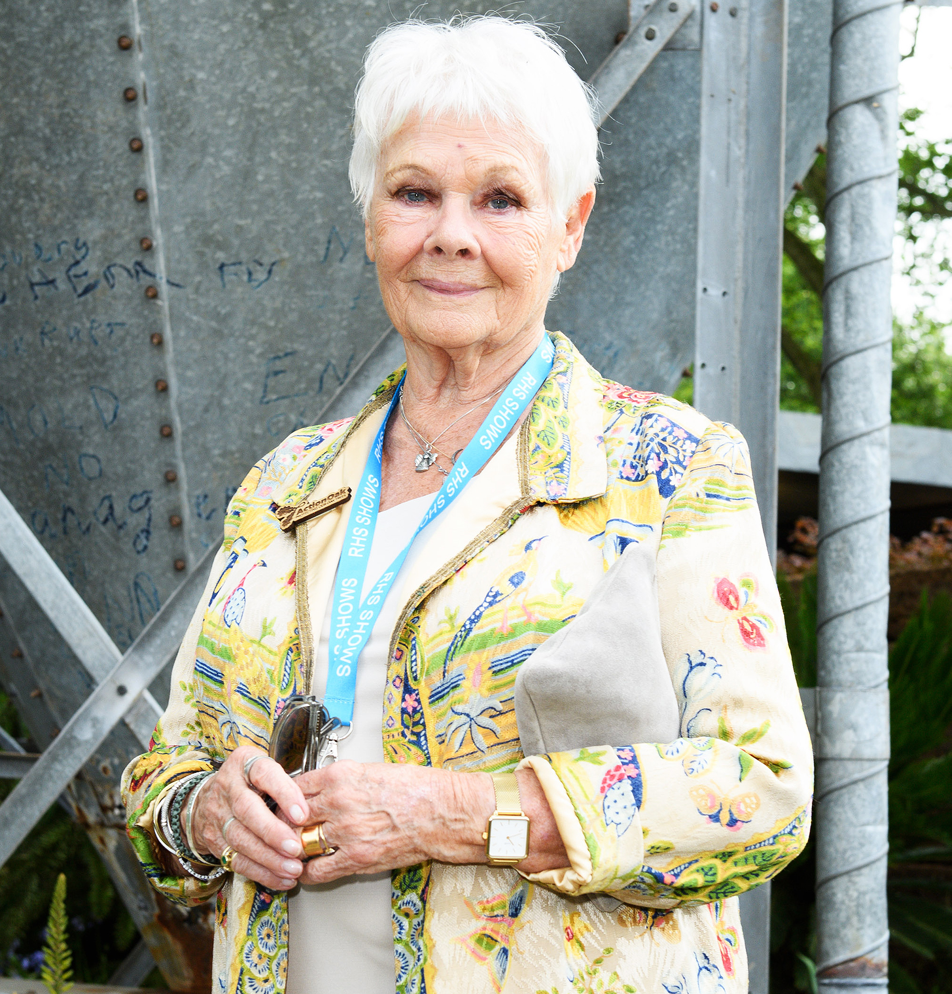 Dame Judi Dench Says Filming TikTok Videos Saved Her Life