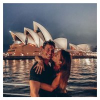 Daniel Lissing and Nadia Lissing Celebrity Weddings