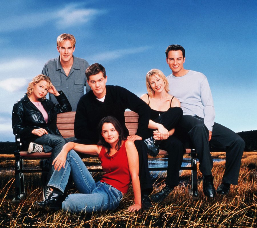 'Dawson's Creek' Stars: Where Are They Now?