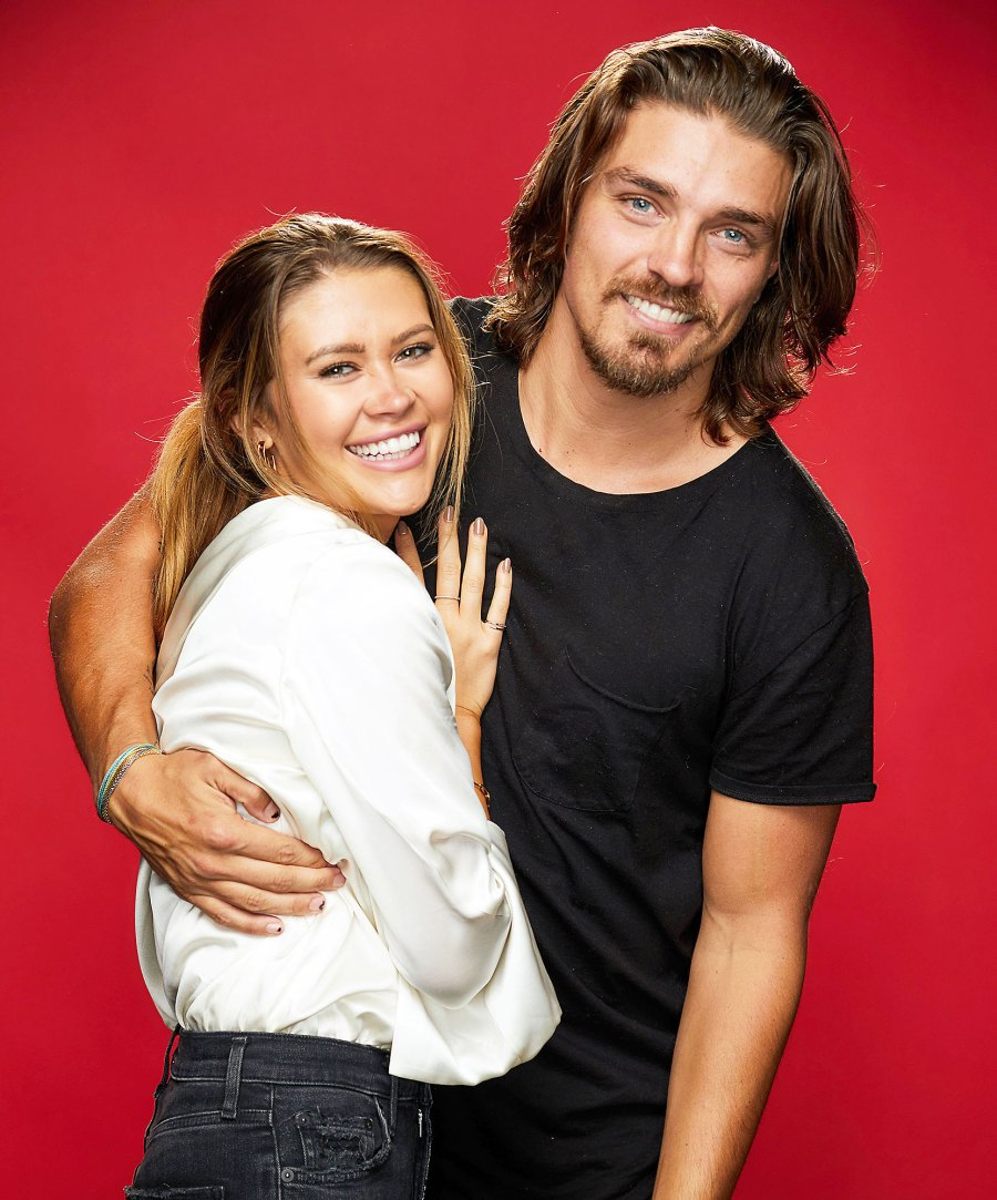 Caelynn Miller-Keyes and Dean Unglert Bachelor Nation Couples Who Are Still Going Strong