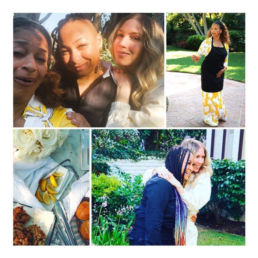 Debbie Allen Catered Raven-Symone Surprise Wedding to Miranda Maday