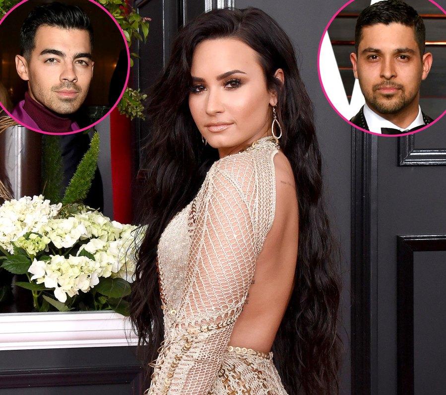 Demi Lovato Dating History From Joe Jonas Wilmer Valderrama