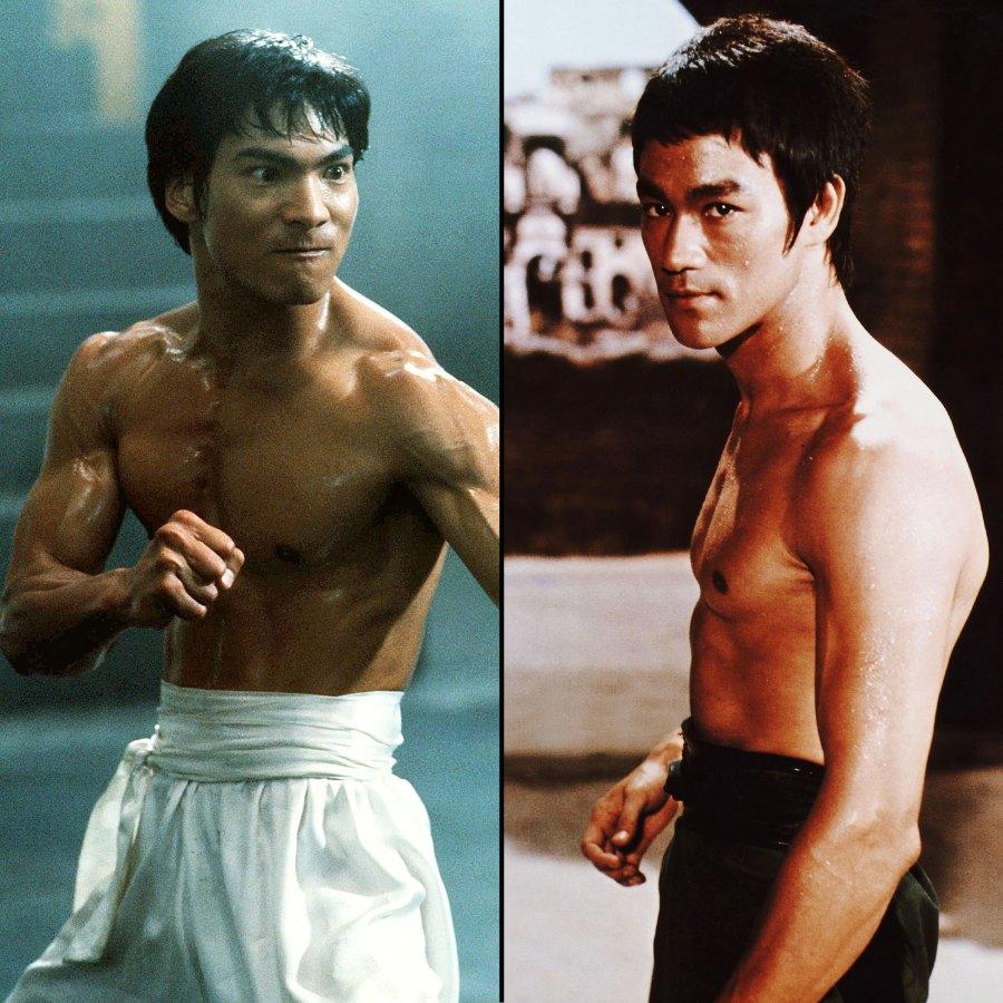 Jason Scott Lee Bruce Lee Dragon - The Bruce Lee Story Films Based on Real Actors Lives