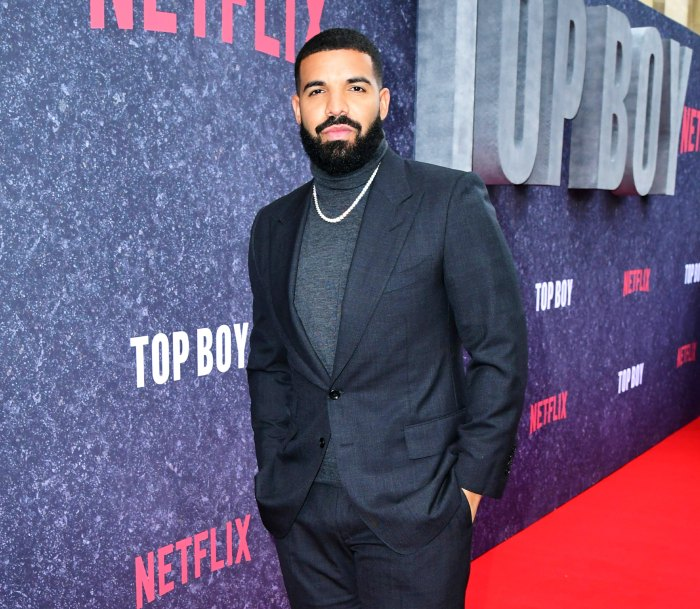 Drake Shares Adorable New Photo of Son Adonis on Fathers Day