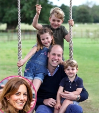 Duchess Kate Explains Why Prince George Grumpy Growing Sunflowers With Siblings
