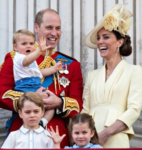 Duchess Kate Touches Up Her Hair Color At Home During the COVID-19 Outbreak