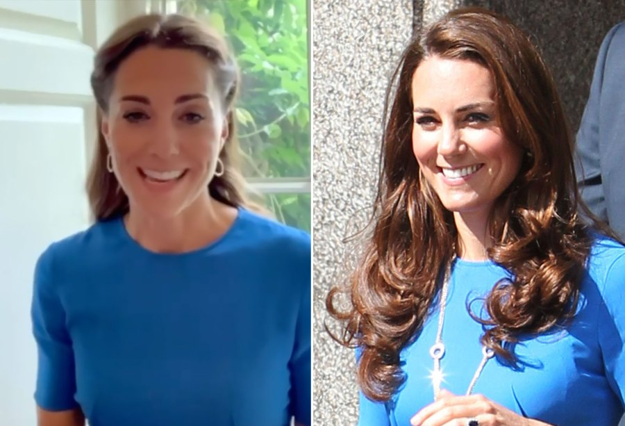 Kate Middleton Recycles Summer Dress From 2012 for a Zoom Call