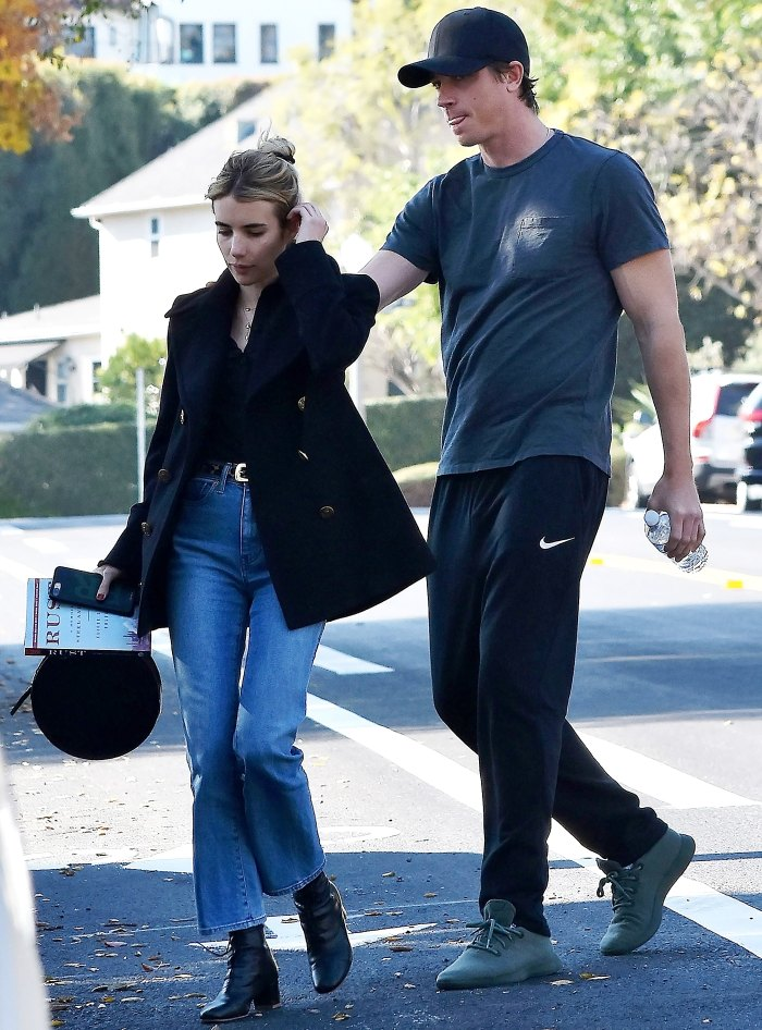 Emma Roberts Is Pregnant Expecting 1st Child With Garrett Hedlund