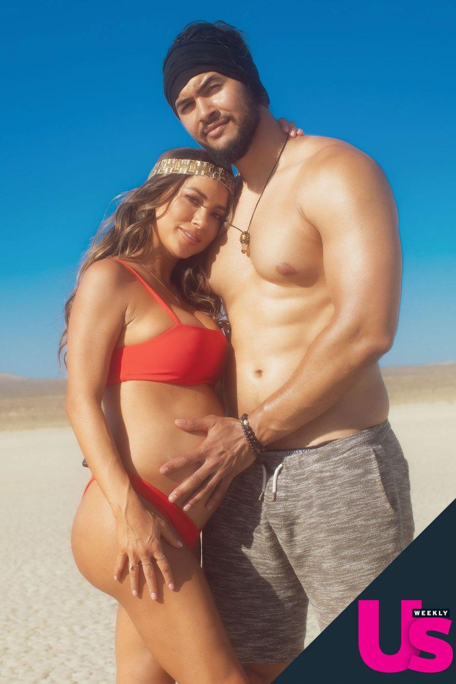 Arianny Celeste UFC Pregnant