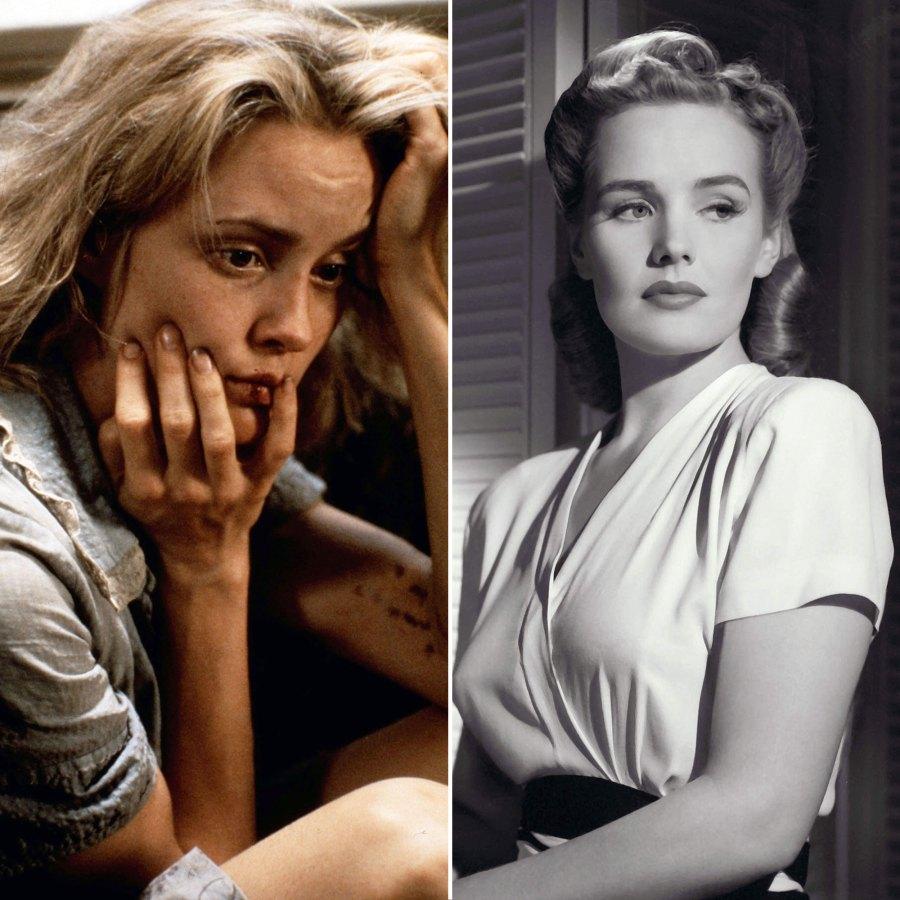 Jessica Lange Frances Farmer Frances Films Based on Real Actors Lives