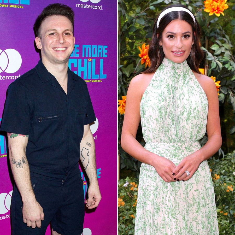 Gerard Canonico Slams Former Costar Lea Michele After Apology