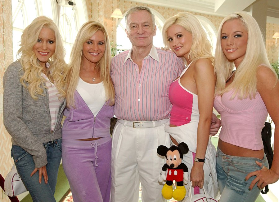 Girls Next Door Cast Where Are They Now From Holly Madison Kendra Wilkinson