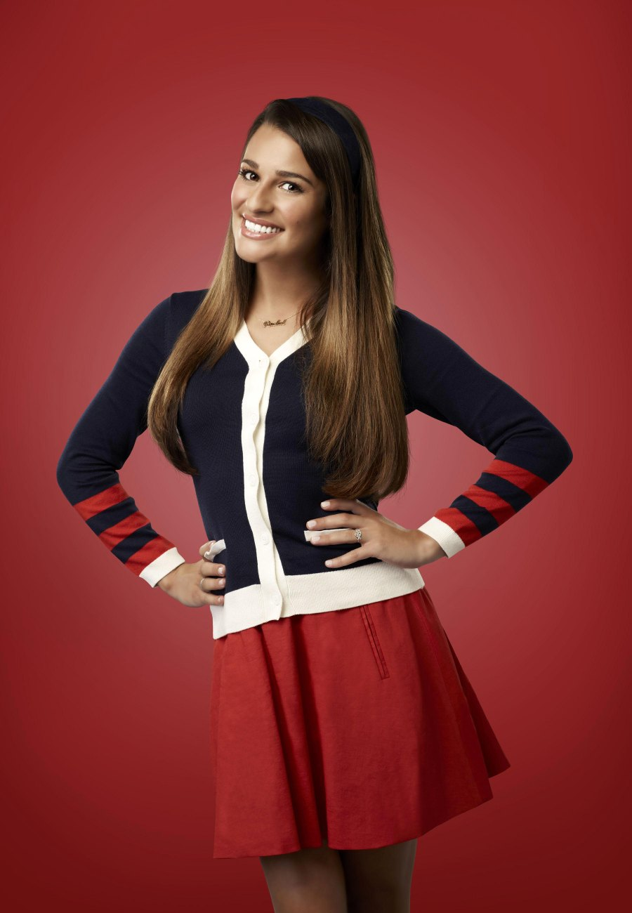 Glee Extras Detail Rude Experiences Working With Lea Michele You Burped in My Face