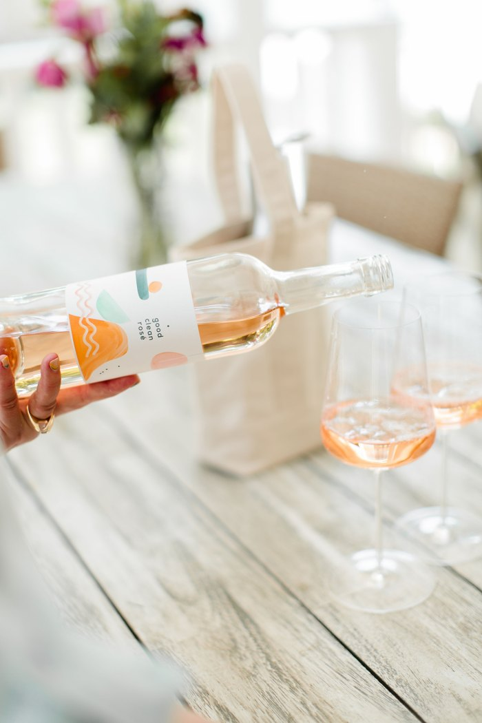 Good Clean Wine Cofounders Courtney Dunlop and Michelle Feldman Share National Rose Day 2020 Must-Haves
