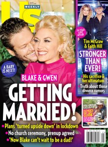 Gwen Stefani Blake Shelton Want Get Married After Pandemic