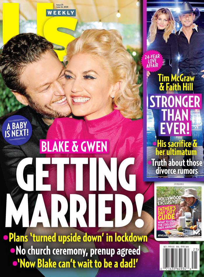 Gwen Stefani Blake Shelton Want Get Married After Pandemic