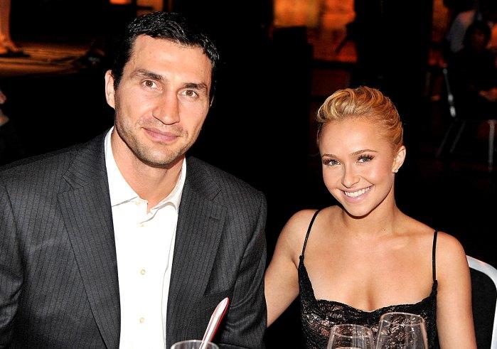 Hayden Panettiere Calls Wladimir Klitschko Amazing Fathers Day Tribute