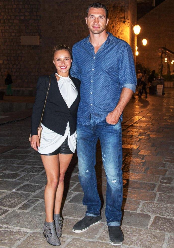 Hayden Panettiere's Ex Wladimir Klitschko Has Been Her 'Champion'