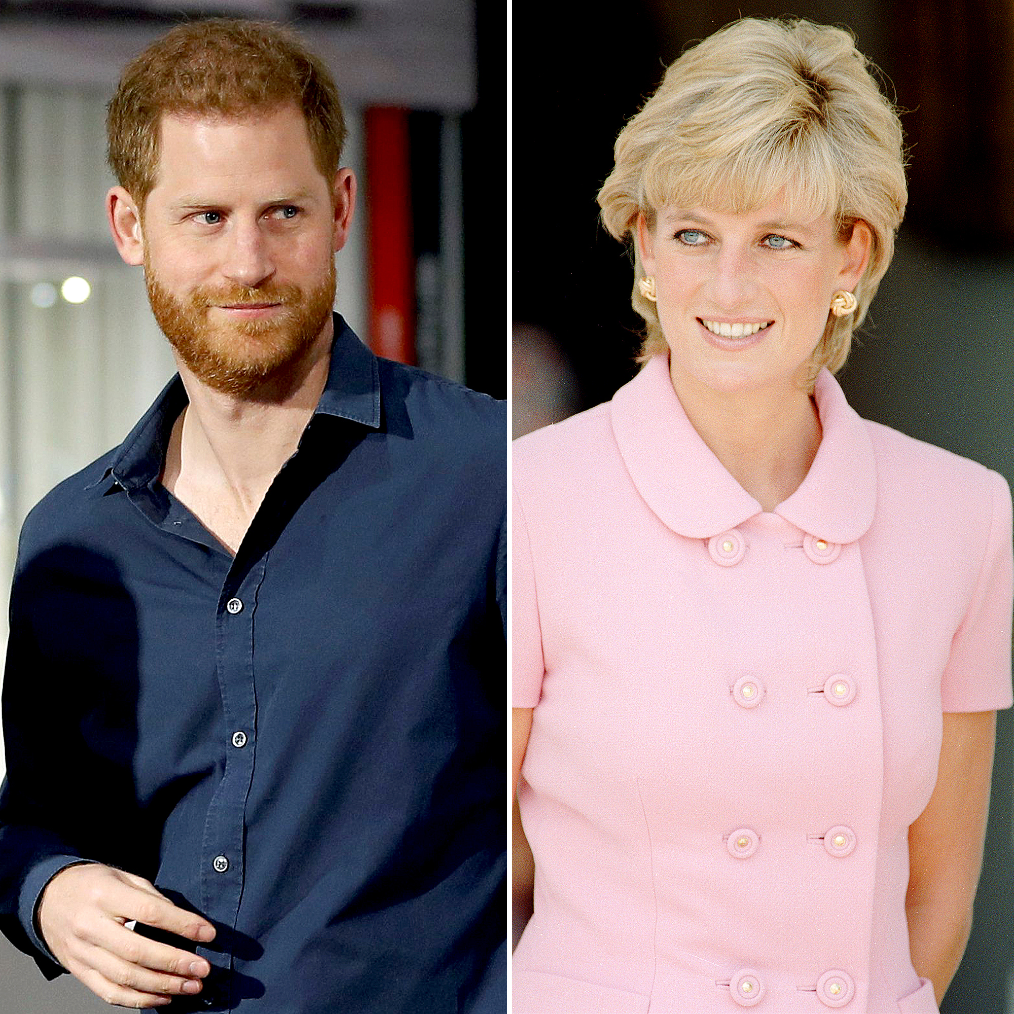 How Prince Harry Is Connecting to Princess Diana Through Charity Work