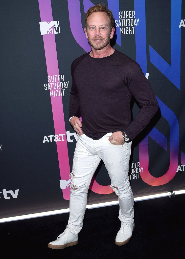 Ian Ziering Is Dating Again After Erin Ludwig Split