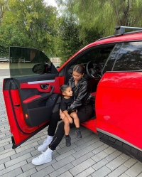 Inside Kylie Jenner's Daughter Stormi's Mini Car Collection: Hummer, 'Frozen' Motorcycle and More