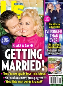 Us Weekly Cover Issue 2520 Inside Tim McGraw Faith Hill Marriage