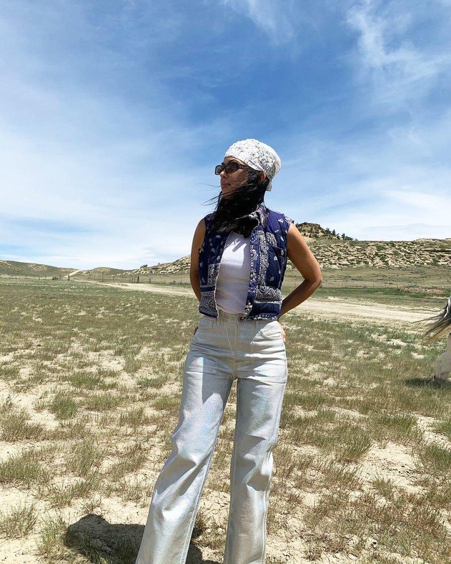 Inside the Kardashian-Jenner Family Wyoming Trip