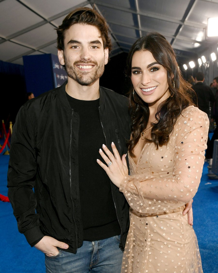 Jared Haibon and Ashley Iaconetti Bachelor Nation Couples Who Are Still Going Strong