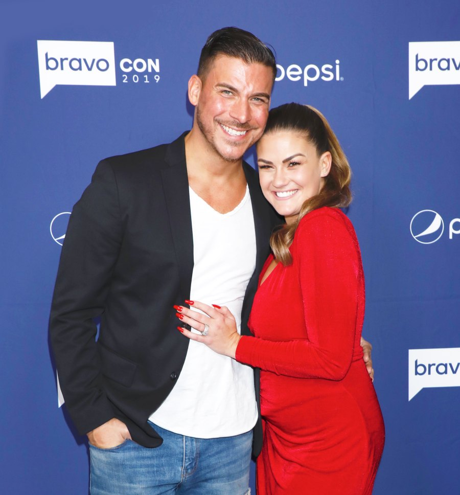Jax Taylor Joins Brittany Cartwright in Kentucky for Their 1st Anniversary
