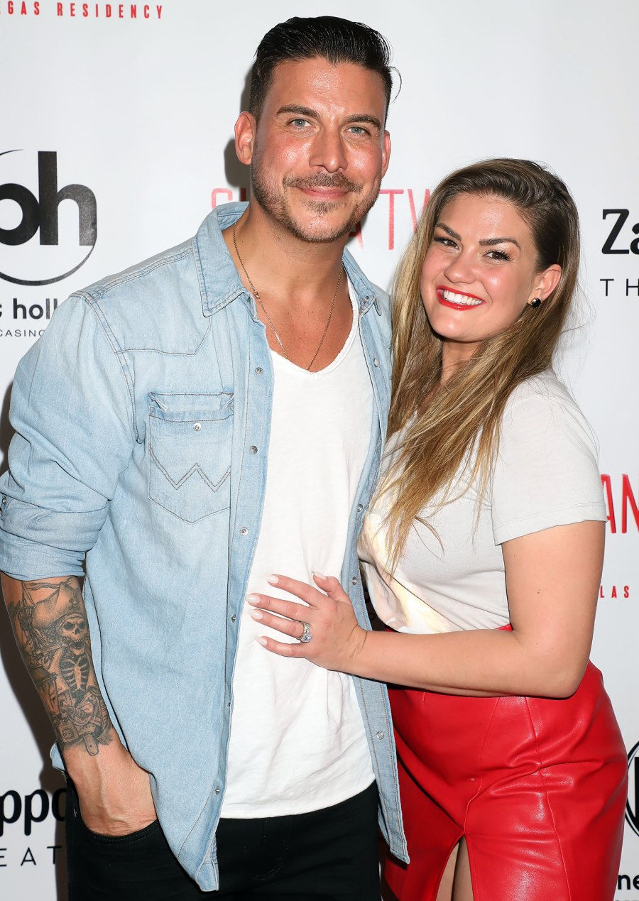 Jax Taylor and Brittany Cartwright timeline 0