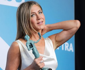 Jennifer Aniston Gives Us a Closer Look at Her Wrist Tattoo: Pic