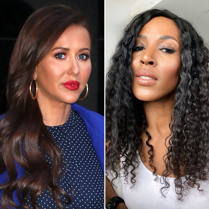 Jess Mulroney Speaks Out After Racially-Charged Fight With Sasha Exeter