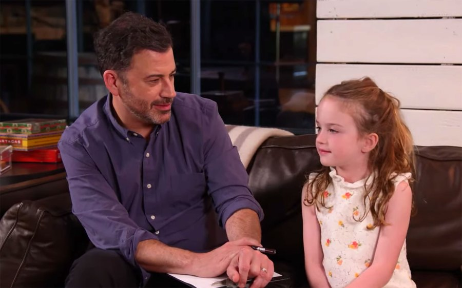 Jimmy Kimmel and Daughter Jane Graduations 2020