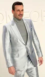 Jon Hamm Is Dating Actress Anna Osceola