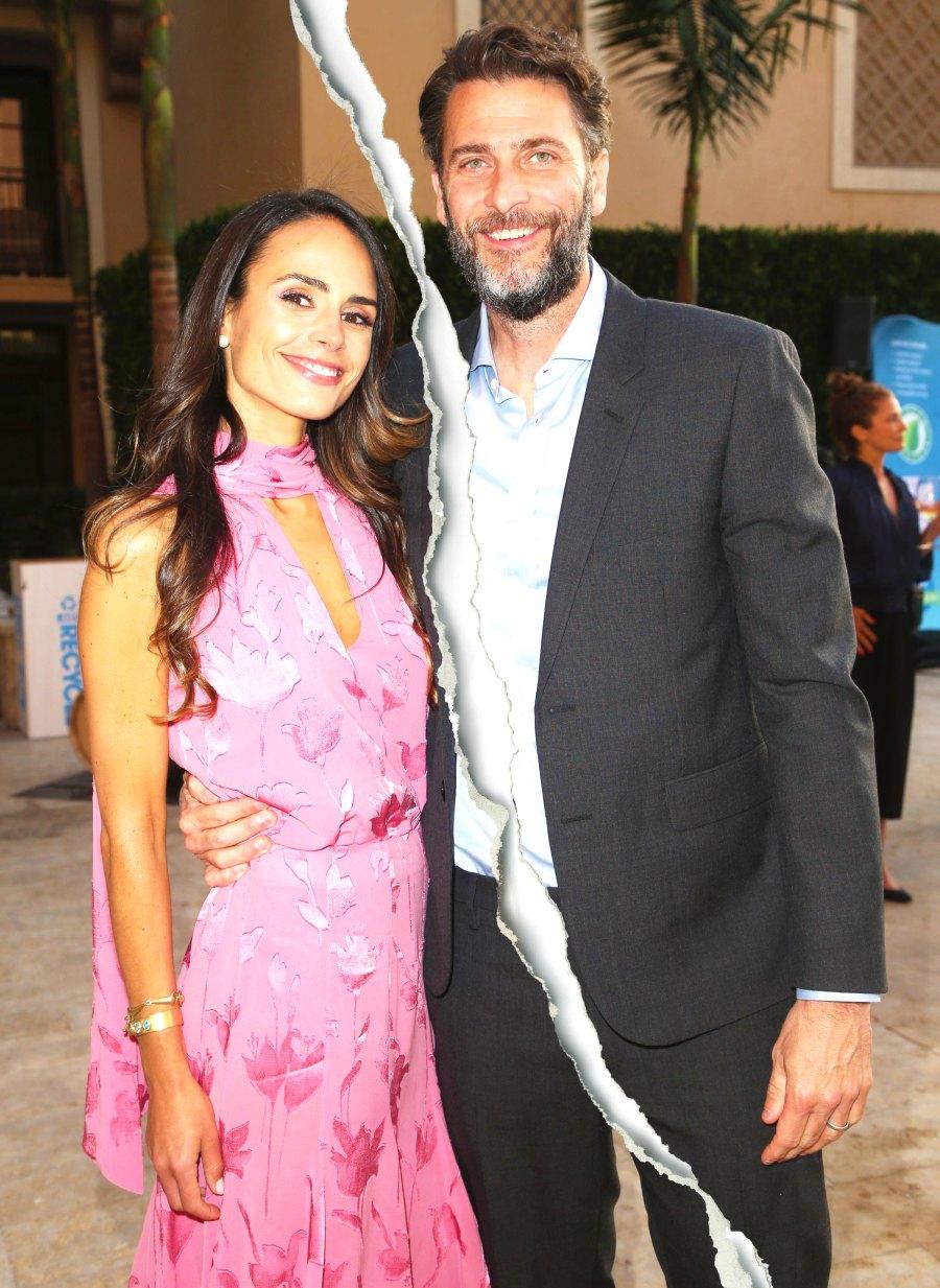 Jordana Brewste Andrew Form Celebrity Splits Of 2020