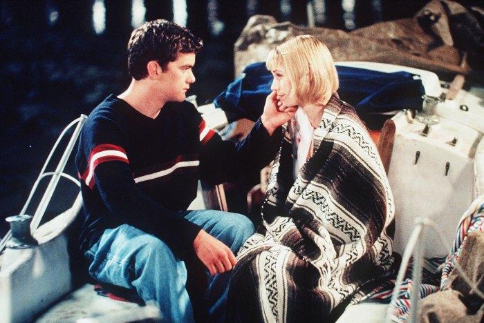 Meredith Monroe Joshua Jackson Most Swoon-Worthy Dawson's Creek Moments