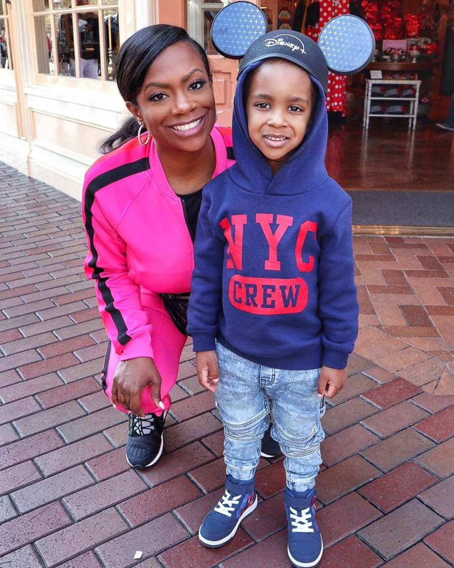 Kandi Burruss Tears Up Describing Conversations With Son Ace About Police Brutality