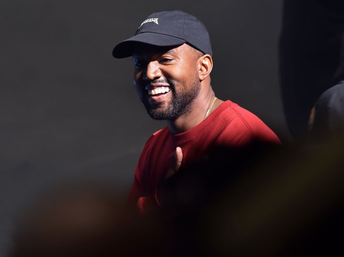 Kanye West Files a Trademark to Start His Own Beauty Line