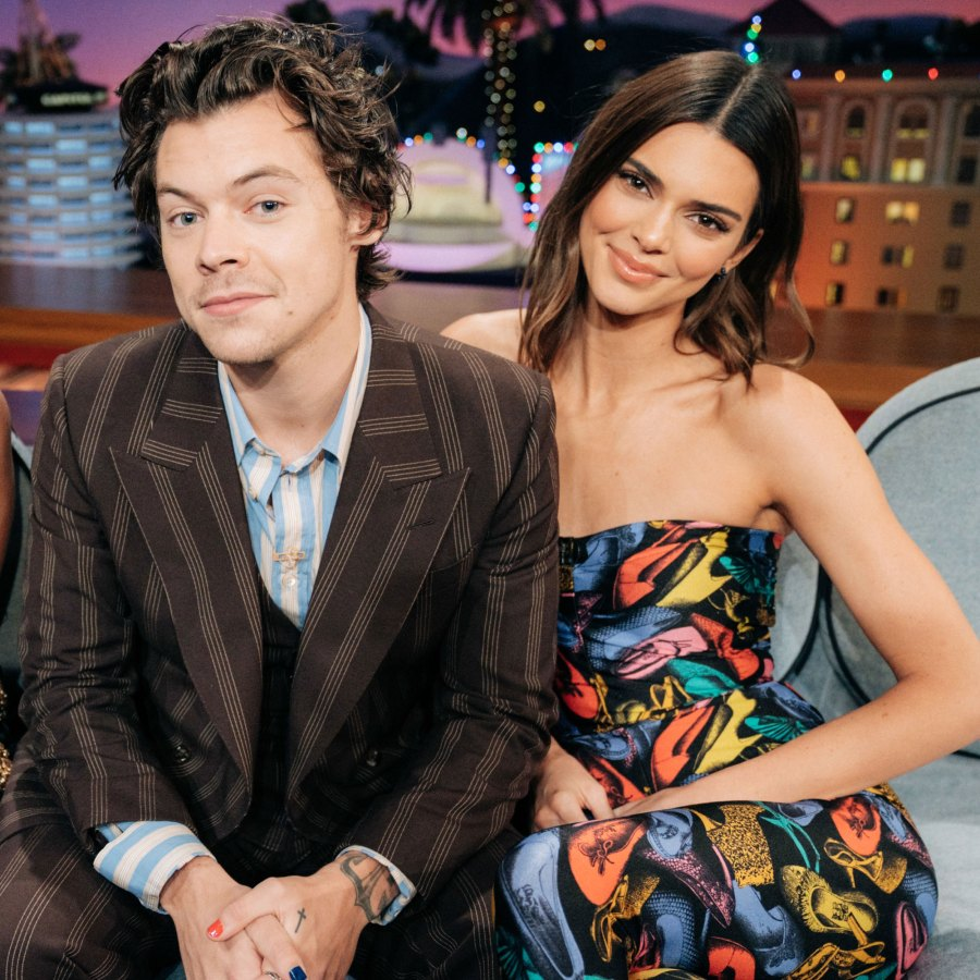 Kendall Jenner and Harry Styles The Kardashian-Jenner Friendships With Their Exes A Guide